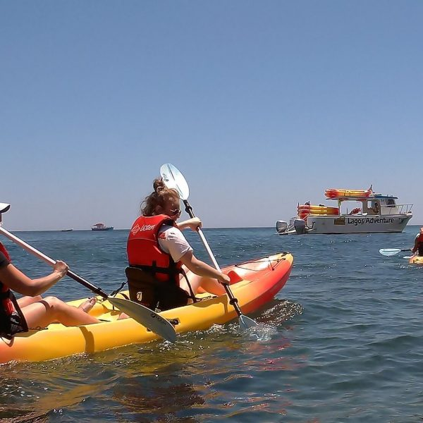 experiences for everyone with kayak adventures
